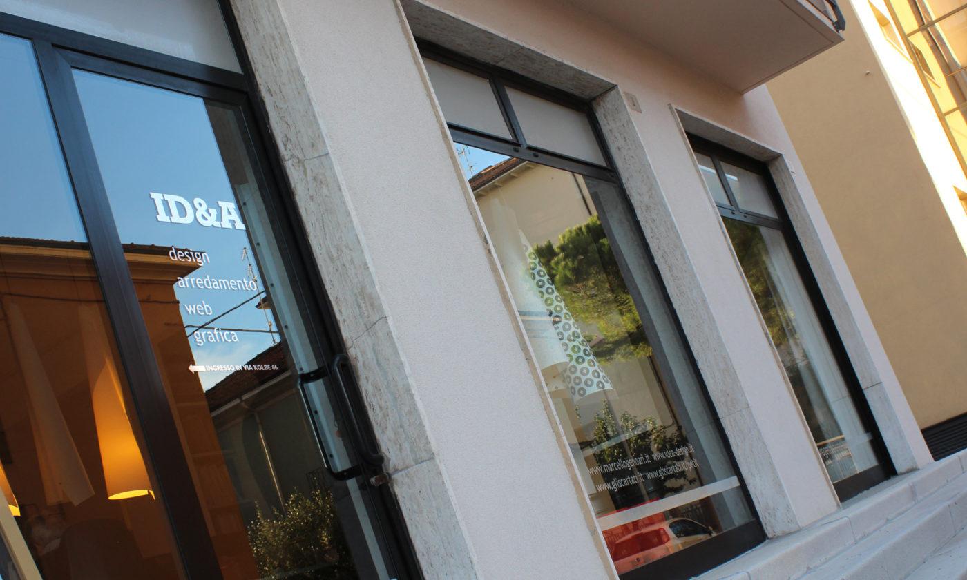 IDEA sede di via Kolbe a Pesaro