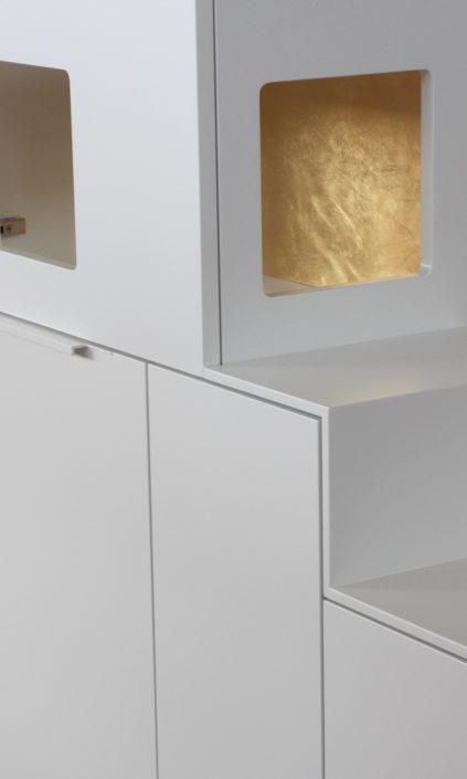 Marcello Gennari progetta mobili e percorsi per arricchimento ambientale gatti