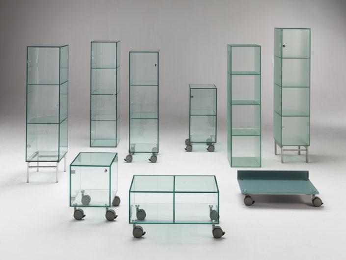 Progettazione per l'industria del vetro dal 1982