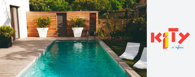 Ristrutturazione e arredamento - La piscina prefabbricata facile da installare