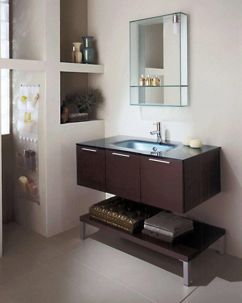 Progettazione complementi in vetro interior design advertising - Complementi bagno design ...