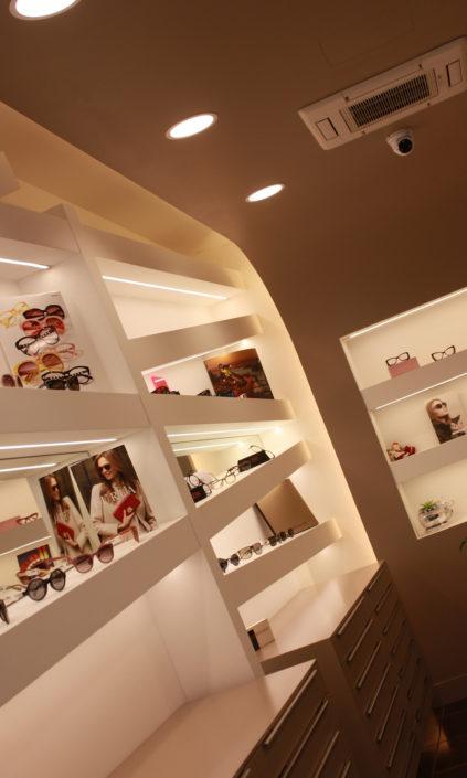 Marcello Gennari interior designer a Pesaro e progettazione d'interni commerciali