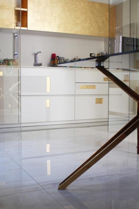 Progettazione d'interni a Pesaro - Progettazione cucine su misura lavorazioni artigianali preziose