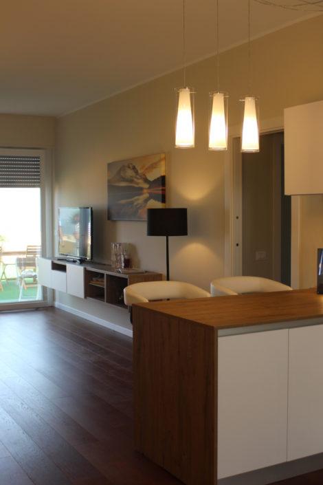 Ristrutturazione appartamenti. Assistenza ai lavori e arredamento